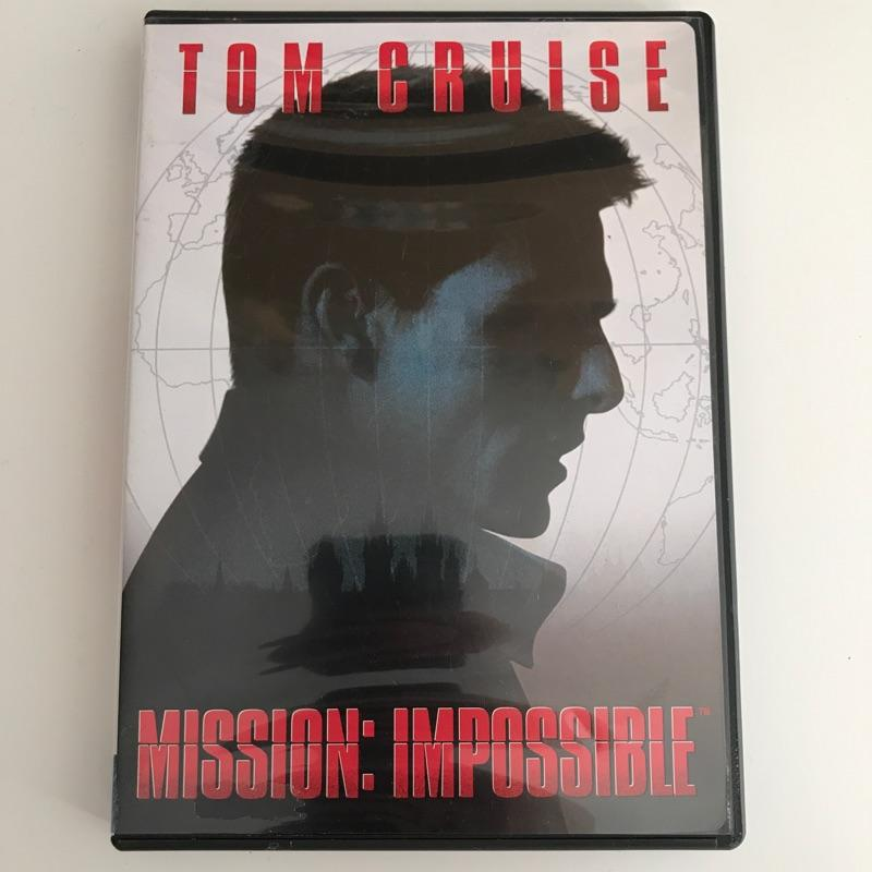 Mission: Impossible, dir Brian De Palma #dvd #film