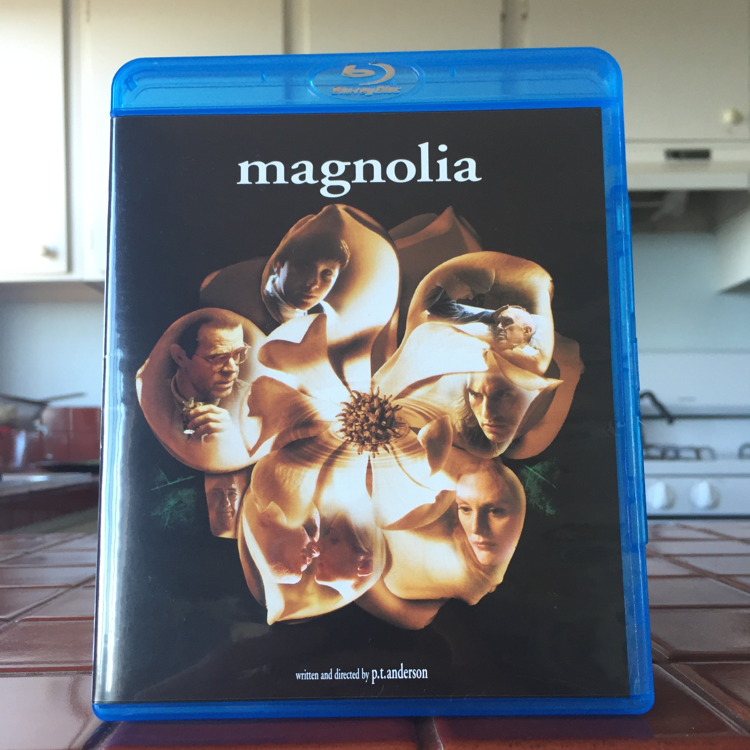 Magnolia, PT Anderson. #film #bluray #ThisIsSomethingThatHappens