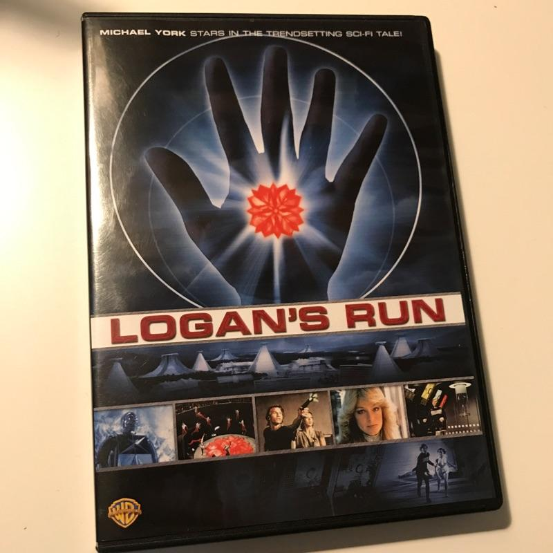 Logan's Run, dir Michael Anderson #film #dvd #scifi