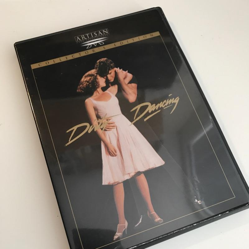 Dirty Dancing dir Emile Ardolino #dvd #film 💃🏽🕺