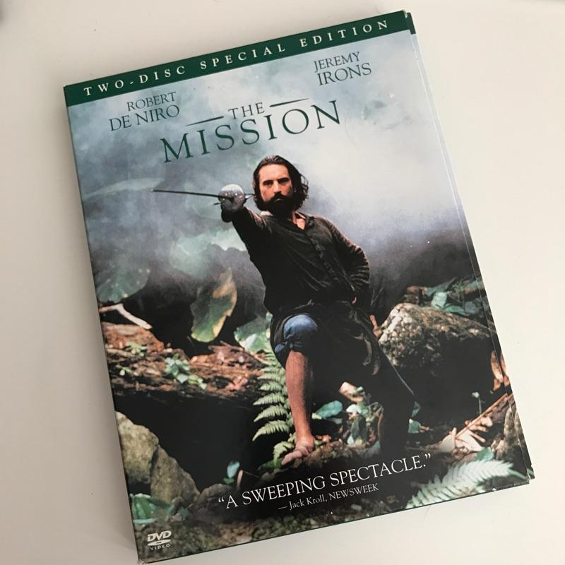 The Mission, dir Roland Joffé #dvd #film
