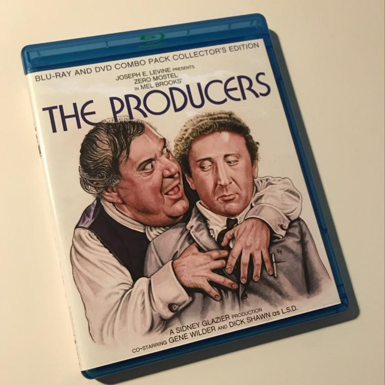 The Producers, dir Mel Brooks #bluray #film