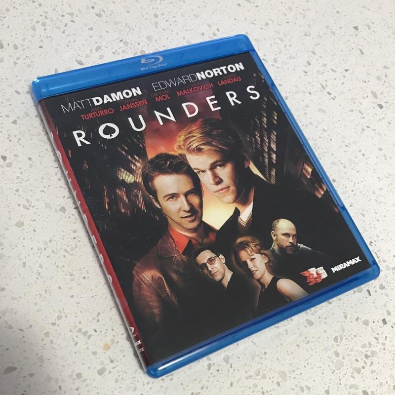 Rounders, dir John Dahl #bluray #film 🃏