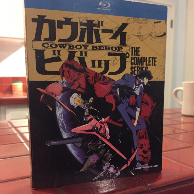 Cowboy Bebop #bluray