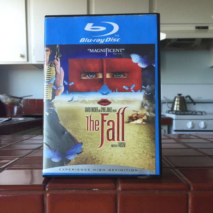 The Fall, Tarsem. #film #bluray