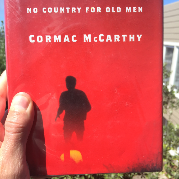 No Country for Old Men, Cormac McCarthy. #books #NotAsSoulSuckingAsTheRoad
