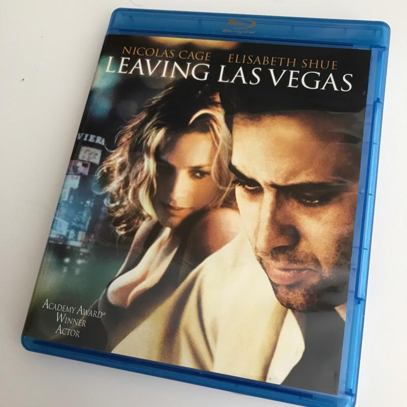 Leaving Las Vegas, dir Mike Figgis #film #bluray