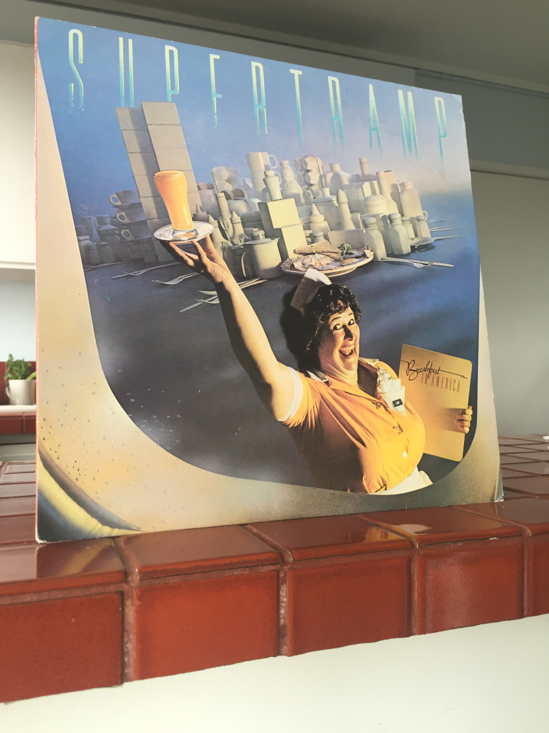 Breakfast in America, Supertramp. #vinyl #music