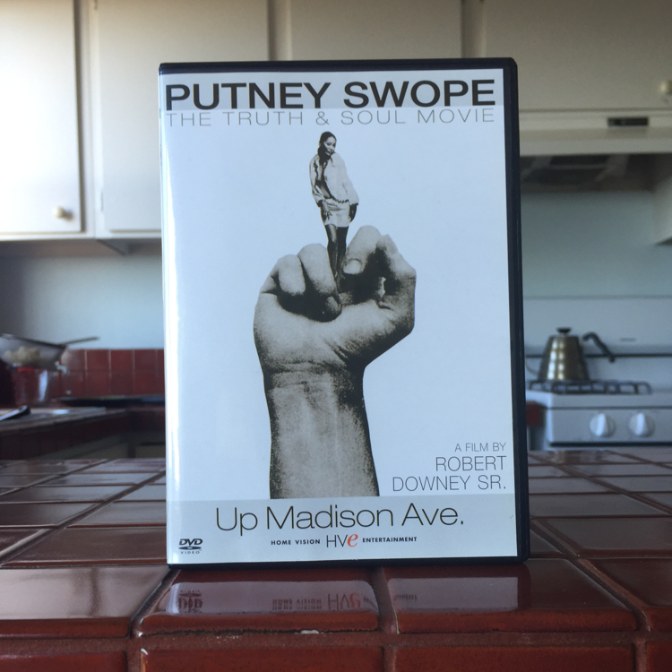 Putney Swope, Robert Downey Sr. #film #dvd #BeaverFlash