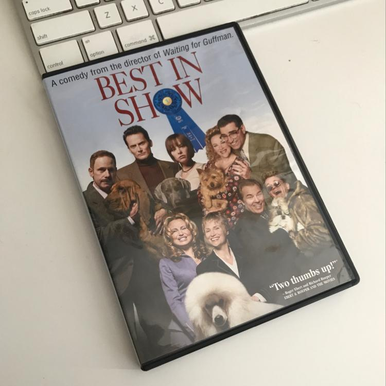 Best In Show, dir Christopher Guest #dvd #film