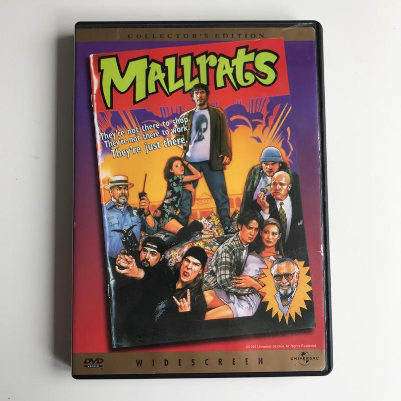 Mallrats, dir Kevin Smith #dvd #film #schooner