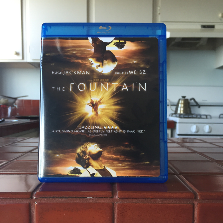 The Fountain, Darren Aronofsky. #film #bluray #ThisFriggenScore