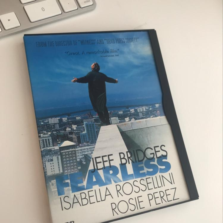 Fearless, dir Peter Weir #dvd #film #sf