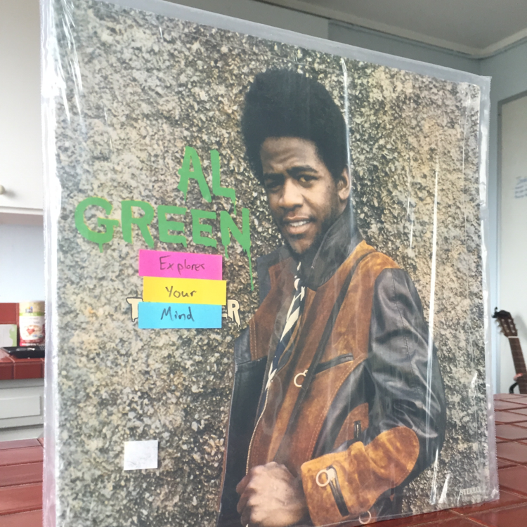 Al Green Explores Your Mind, Al Green #vinyl #ThatsWhyYouAlwaysCheckTheRecord