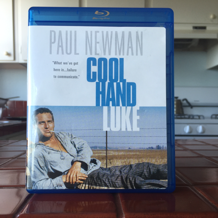 Cool Hand Luke, Stuart Rosenberg. #film #bluray
