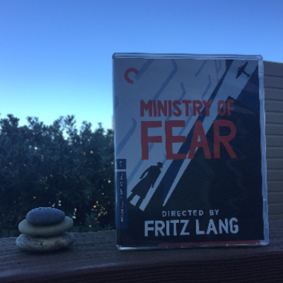 Ministry of Fear, dir Fritz Lang #criterion #bluray