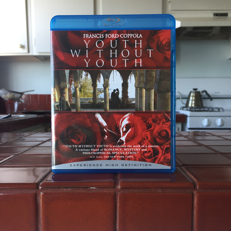 Youth without Youth, Francis Ford Copolla. #film #bluray