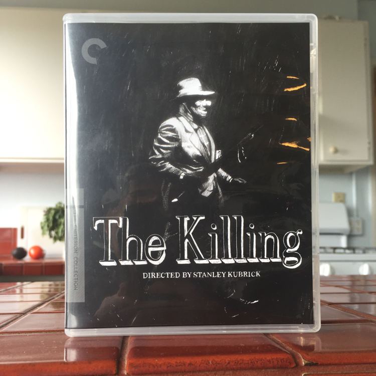 The Killing, dir Stanley Kubrick #bluray #criterion