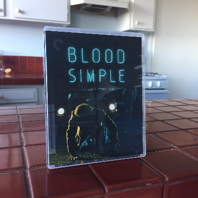 Blood Simple, dir Coen Bros #criterion #bluray