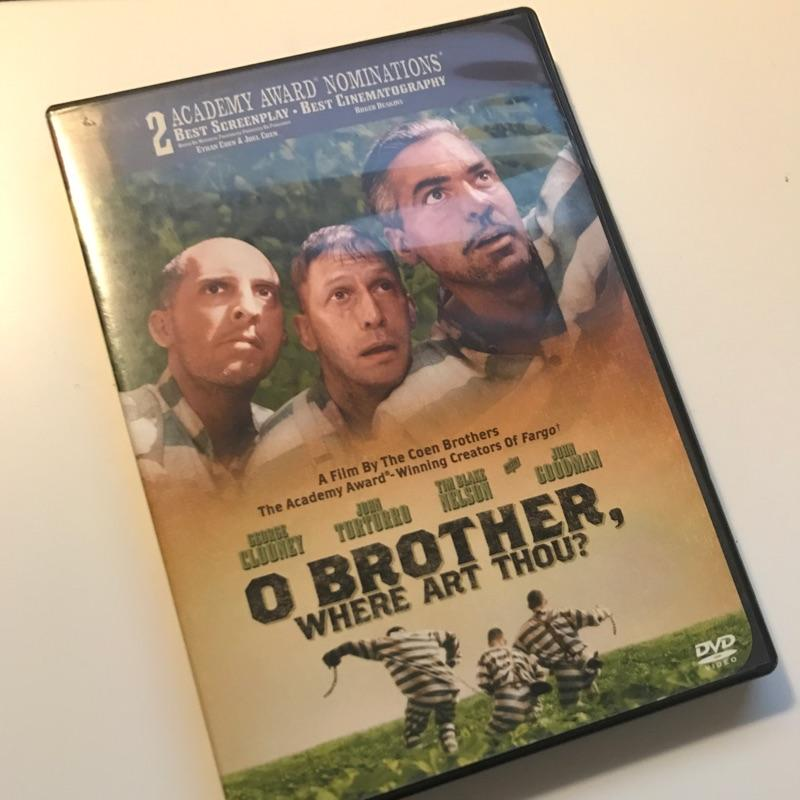 O Brother, Where art though? dir Joel Coen #dvd #film #coenbrothers