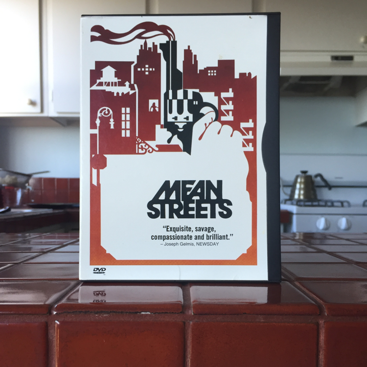 Mean Streets, Martin Scorsese. #film #dvd
