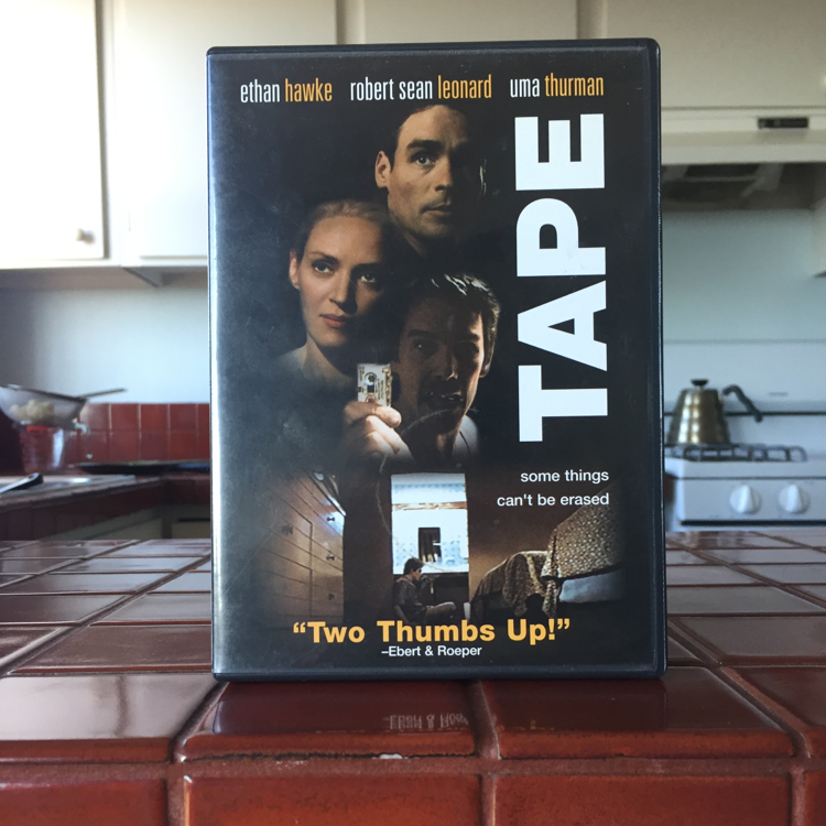 Tape, Richard Linklater. #dvd #film