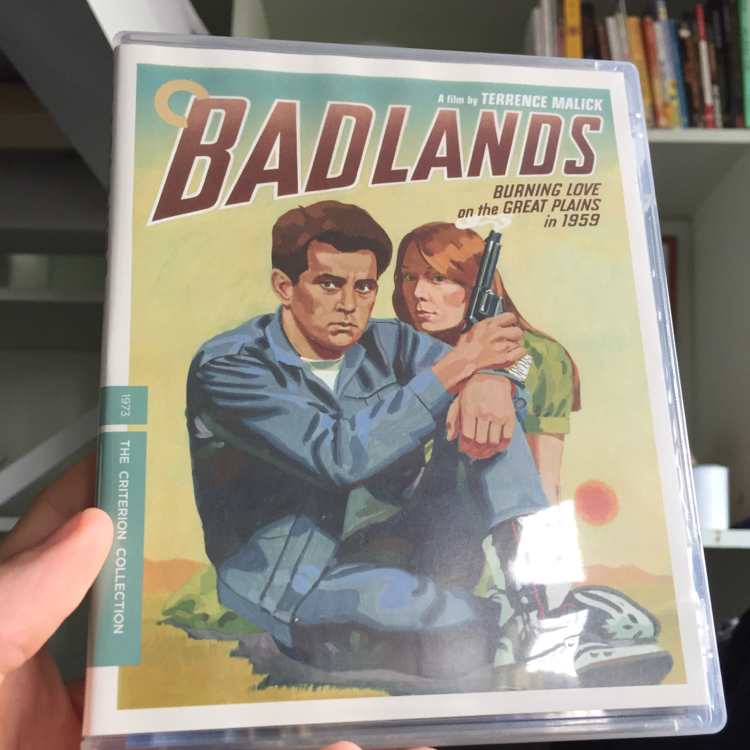 Badlands, dir Terrence Malick. #bluray #criterion