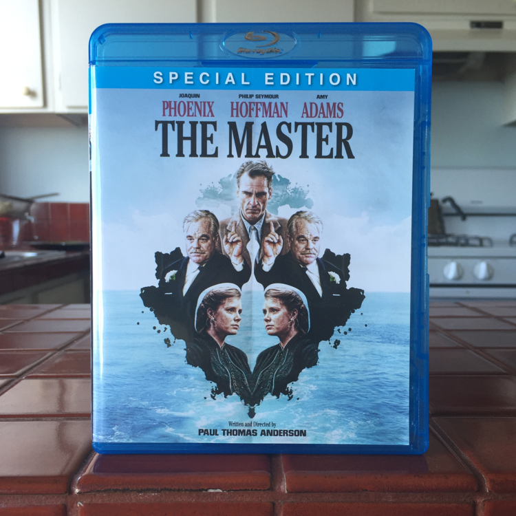 The Master, PT Anderson. #film #bluray
