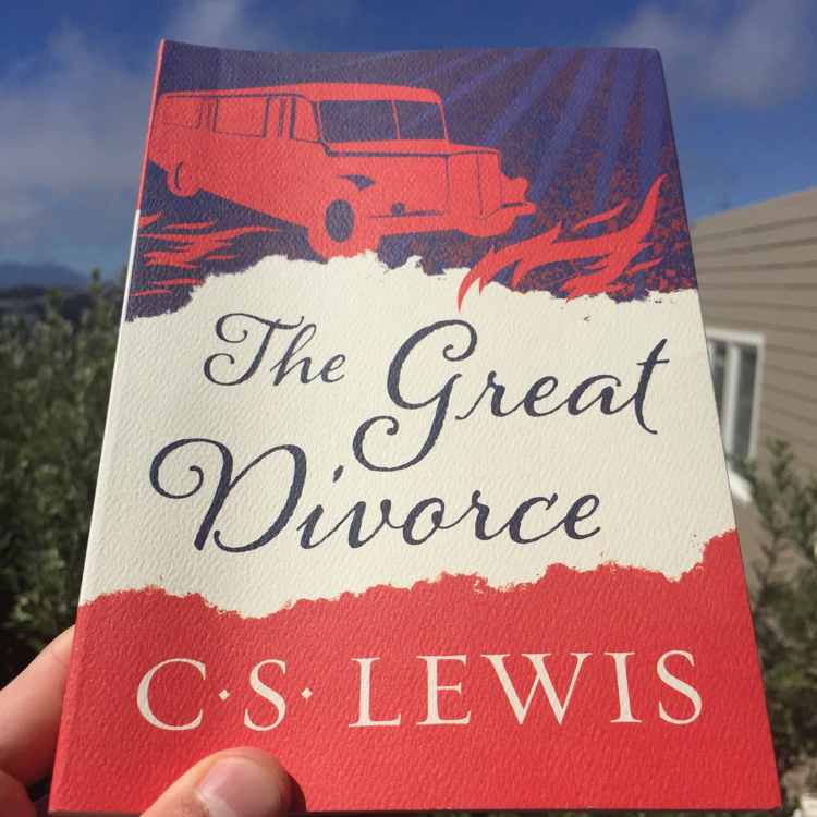 The Great Divorce, CS Lewis. #books