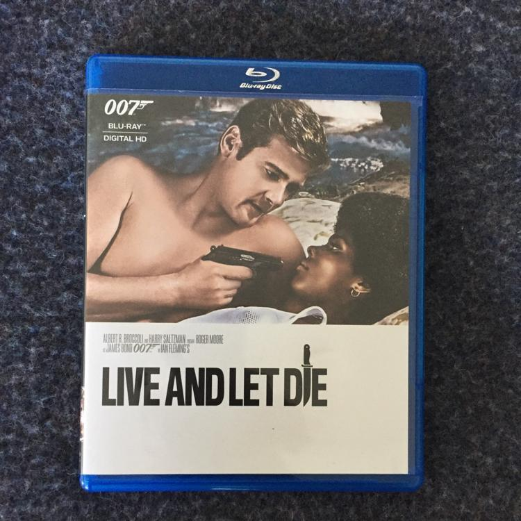 Live and let die, dir Guy Hamilton #georgemartin #bluray #wings