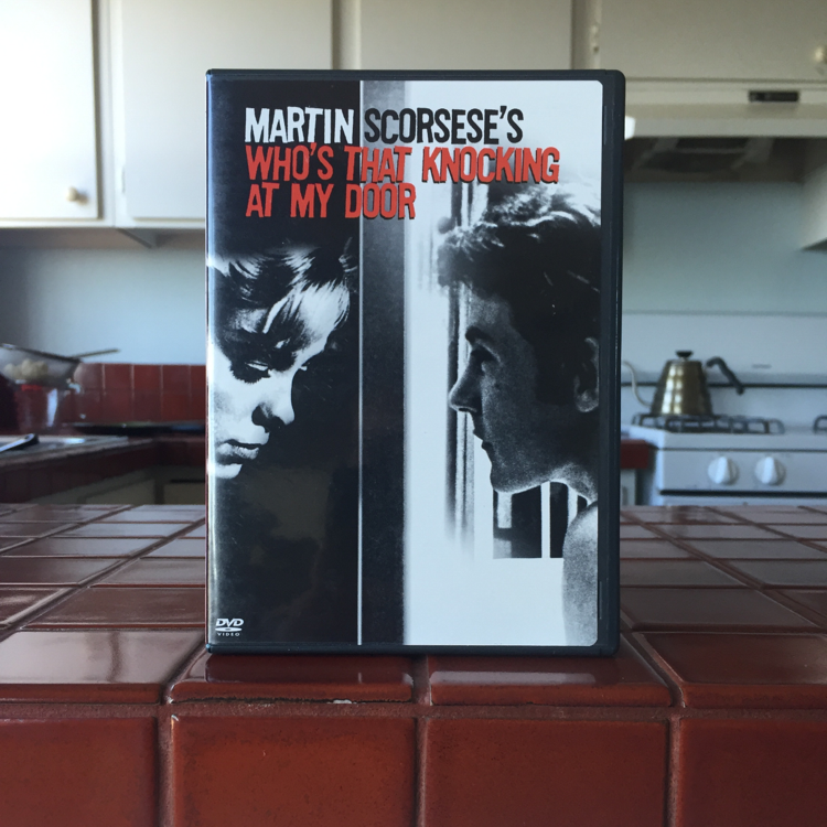 Who's That Knocking At My Door? Martin Scorsese. #film #dvd