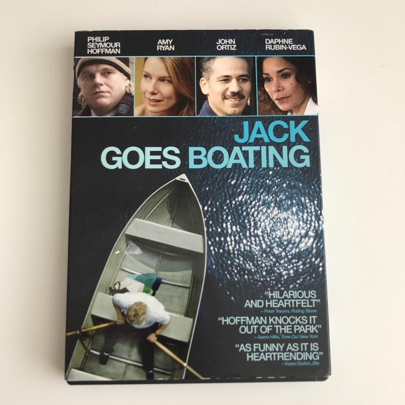 Jack Goes Boating, dir Philip Seymour Hoffman, #film #dvd