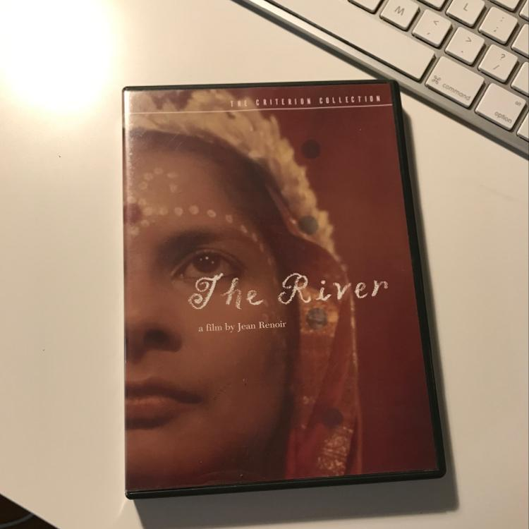 The River, dir Jean Renoir #film #dvd #criterion #india