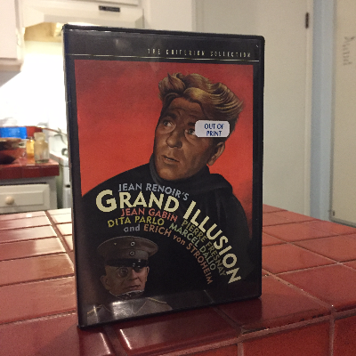 Grand Illusion, dir Jean Renoir #PrisonEscape #dvd #criterion