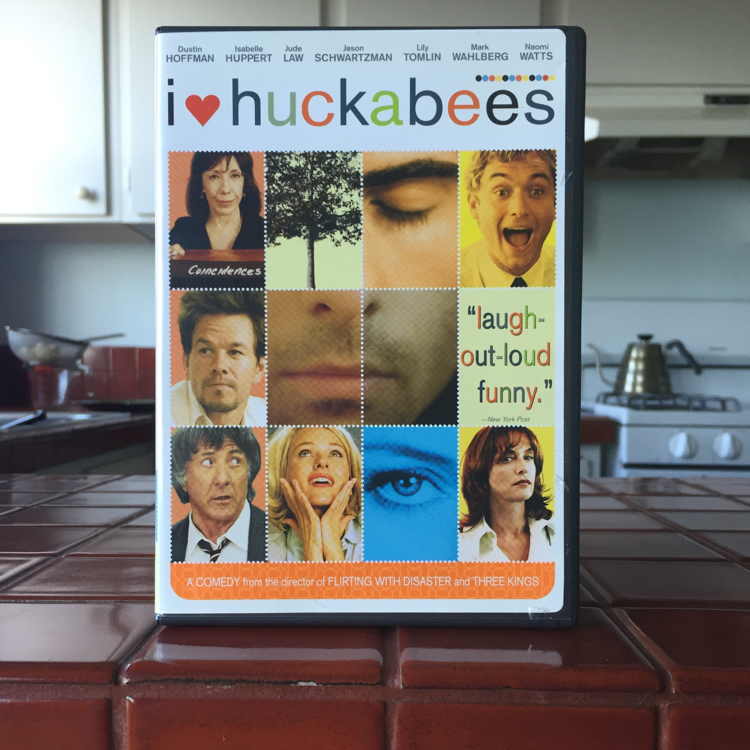 I ♥️ Huckabees, David O Russell. #film #dvd #now